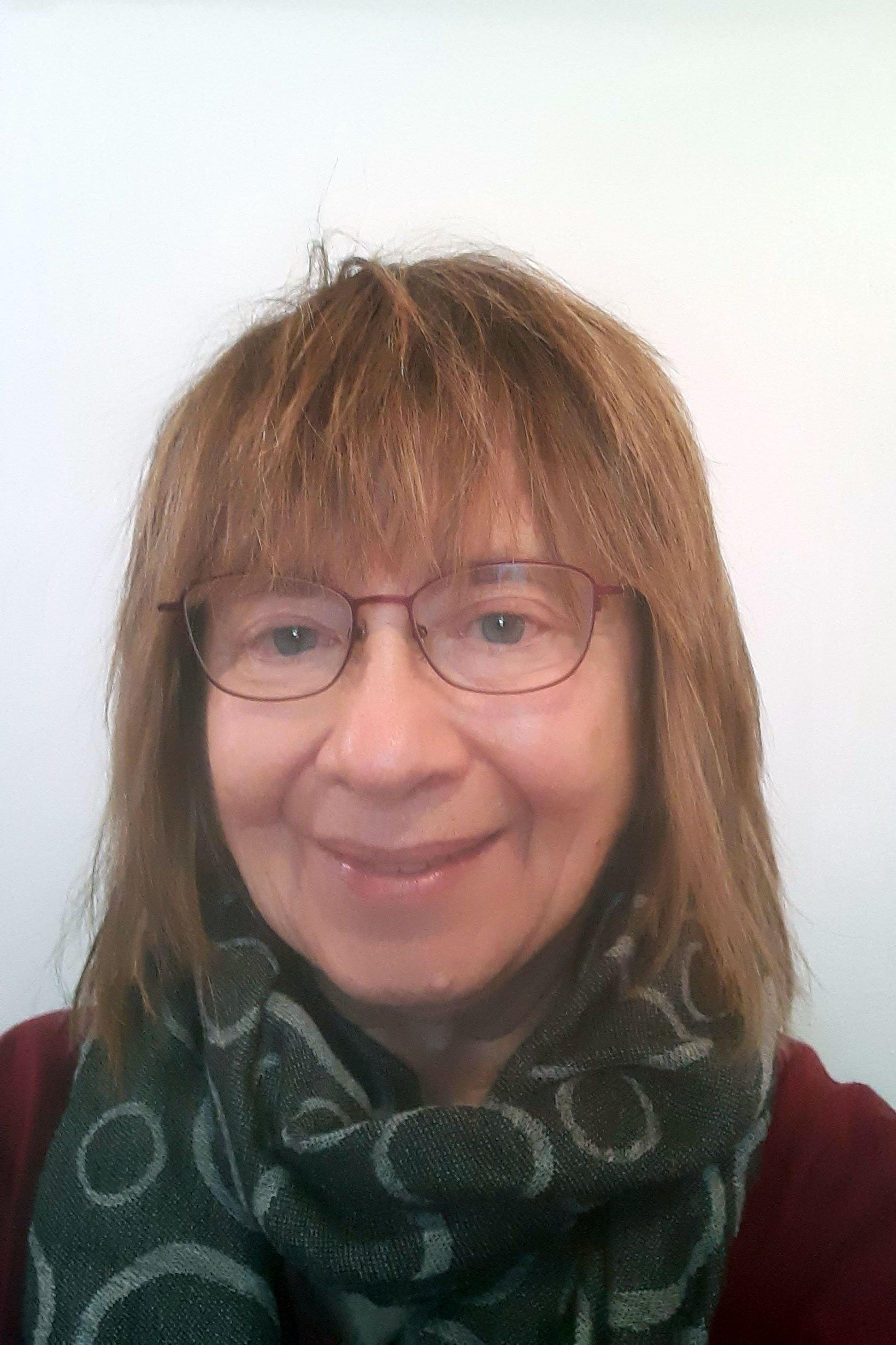 Mary Pat Martin